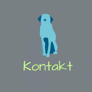 Kinesiologie für Mensch und Tier Barbara Gaugl Kontakt Grafik von einem Hund