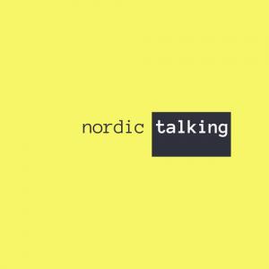 Kinesiologie für Mensch und Tier Barbara Gaugl Nordic Walking Nordic Talking gelbe Grafik