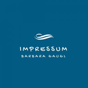 Kinesiologie für Mensch und Tier Barbara Gaugl Impressum